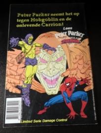 """Web van Spiderman Nr 47 - """"Al wat glittert ..."""""""