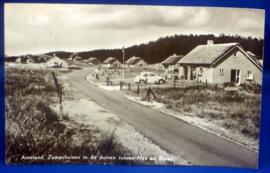 Ameland - Zomerhuizen in de Duinen tussen Nes en Buren 1960
