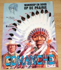 Comanche 2 - Wanhoop en Dood op de Prairie
