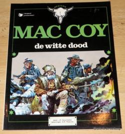 Mac Coy 6 - De Witte Dood