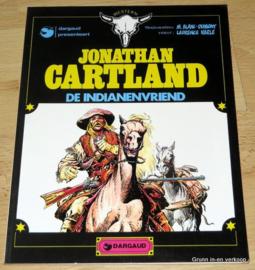Jonathan Cartland 4 - De Indianenvriend