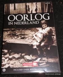 Oorlog In Nederland -  2DVD