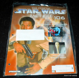 The Official Star Wars Fact File - Fact file 106 en Fact file 107