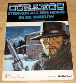 Durango - Sterven als een Hond in de Sneeuw