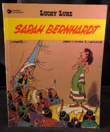 Lucky Luke 21: Sarah Bernhardt