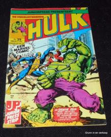 De Verbijsterende Hulk - Nr 29: Verpletterd door de Constrictor