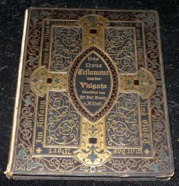 Antiquariaat boek, Die Heilige Schrift des Alten und Neuen Testaments 1892