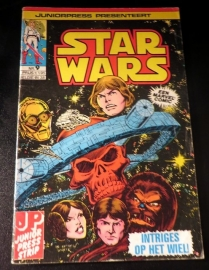 Star Wars - Nr 9 Intriges op het Wiel!