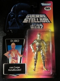 C-3PO (Metallic gold)