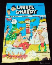 Laurel en Hardy nr. 190 - Vette vogels & Spierling Stier