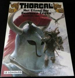 Thorgal 2: Het eiland der bevroren zeeën