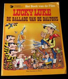 Lucky Luke - De Ballade van de Daltons