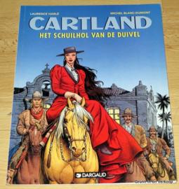 Jonathan Cartland 10 - Het Schuilhol van de Duivel