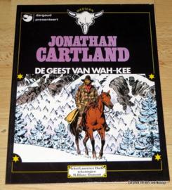 Jonathan Cartland 2 - De Geest van Wah-Kee