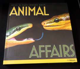 Animal affairs, fotoboek door Heidi en Hans-Jurgen Koch
