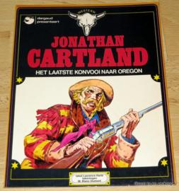 Jonathan Cartland 1 - Het Laatste konvooi naar Oregon