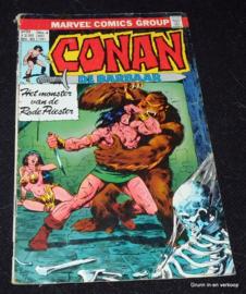 Conan - De Barbaar