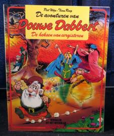 Douwe Dabbert 13 - De Heksen van Eergisteren
