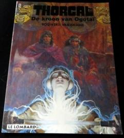 Thorgal 21: De kroon van Ogotaï