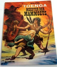 Toenga - Meester der Mammoets