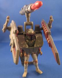 Boba Fett Wing Blast Rocketpack