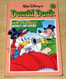 Donald Duck pocket 36 ontvoerd