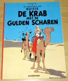 De Avonturen van Kuifje - De Krab met de Gulden Scharen