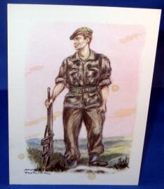 Carabiniers - Bon Prins Boudewijn 1965
