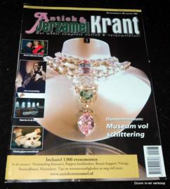 Antiek en verzamelkrant - Diamantmuseum: Museum vol schittering