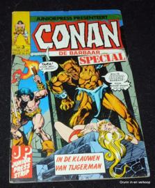 Conan de Barbaar - Special nr: 3 -  In de klauwen van tijgerman