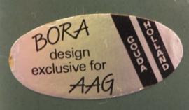 Vintage bloemenvaas Bora Design Gouda