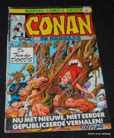 Conan de Barbaar - nr: 7 -  De Tuin des Doods