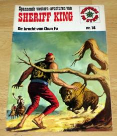 Sheriff King - De Kracht van Chun Fu