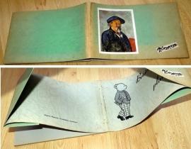 Paul Cezanne plaatjesalbum