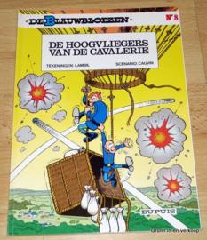 De Blauwbloezen Nr 8 - De Hoogvliegers van de Cavalerie