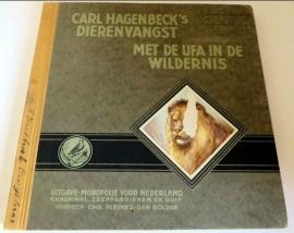 Carl Hagenbeck's dierenvangst.