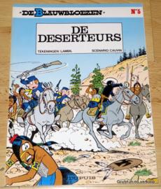 De Blauwbloezen Nr 5 - De Deserteurs