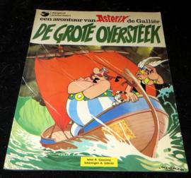 Asterix, De Grote Oversteek