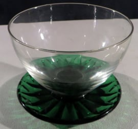 Carnaval glas - Coupe Duchesse