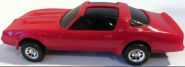 Buddy L. Corp plastic car.