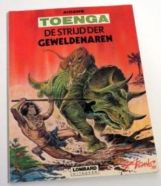 Toenga - De strijd der geweldenaren