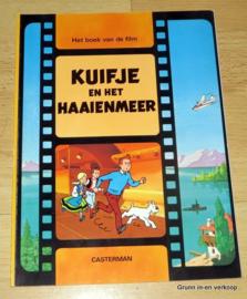 Het boek van de film - Kuifje en het Haaienmeer