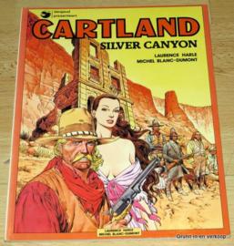Jonathan Cartland 7 - Silver Canyon