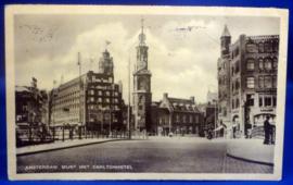 Amsterdam - Munt met Carltonhotel