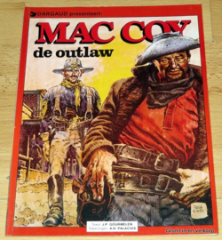 Mac Coy 12 - De Outlaw