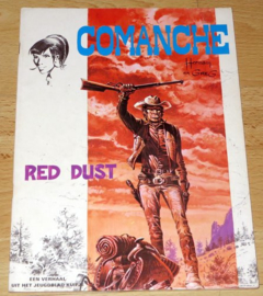 Comanche 1 - Red Dust