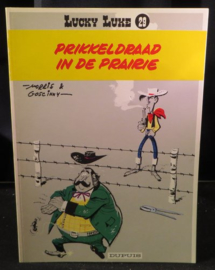 Lucky Luke 29: Prikkeldraad in de Prairie
