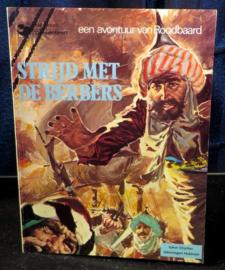 Roodbaard 14 - Strijd met de Berbers