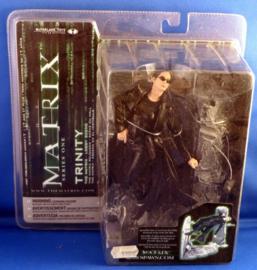 The Matrix actie figuur Trinity 2003