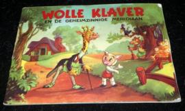 Wolle Klaver en de geheimzinnige Meridiaan